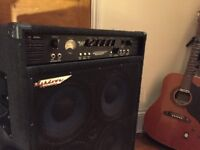 Ashdown 400W 4x10 cab MAG C410T-200 Bass amplifier