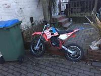 50cc motorbike/ dirtbike100ono