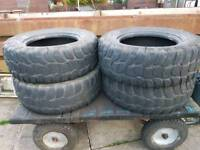 265/70/17 Road/Off road tyres
