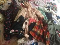 Girls clothes 6-9 9-12