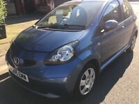 2008 TOYOTA AYGO 998C 82K IDEAL FIRST CAR CHEAP IMMACULATE CONDITION