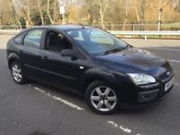 2005 FORD FOCUS 1.6L DIESEL WITH LONG MOT LOOKS & DRIVES GREAT