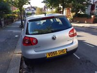 Low Mileage VW Golf in very good condition. MOT expires Sep 2017 and Road Tax till Feb 2017.