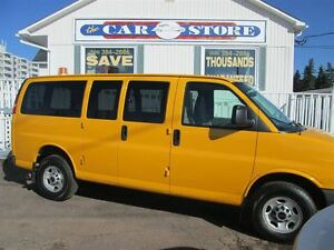 2009 GMC Savana 2500 2500 SERIES!! DIVIDER!! AC!! CRUISE!! PL!!