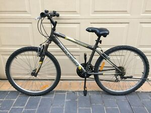 Malvern Star grey commuting/mountain bike Petersham Marrickville Area Preview