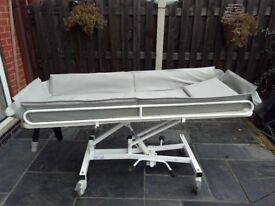 Used Chiltern Shower Trolley