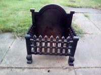 Wrought Iron dog basket