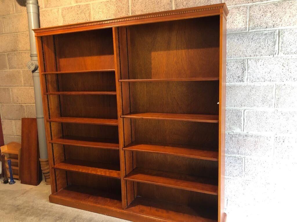 Shapes Brand Yew Bookcase In Edinburgh Gumtree