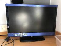 24 inch technika Tv with built in dvd