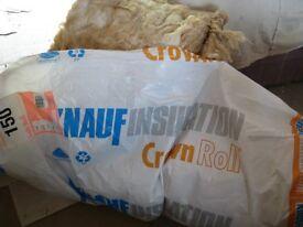 Knauf Crown Roll Loft Insulation 150mm