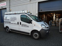 Roller shutter repair in Portsmouth and surrounding areas
