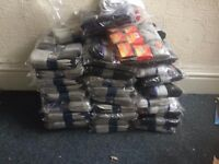WHOLESALE JOB LOT OF ABOUT 3600 X PAIRS OF MENS MIX SOCKS SIZE 6-11