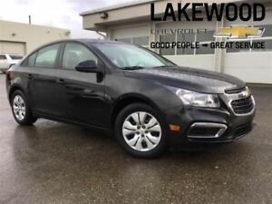 2015 Chevrolet Cruze LS (Powered Options, Aux)