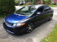 Honda civic lx echange pick up