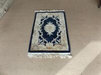 SMALL VINTAGE CHINESE STYLE RUG