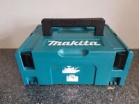 MAKITA Drill/Impact driver/Impact wrench CARRY CASE ONLY, ____________________________________DeWALT