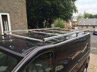 Renault traffic vivaro prime star roof rack
