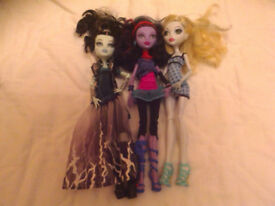 Monsters High Dolls