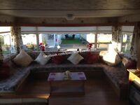 3 BEDROOM CARAVAN HIRE TOWYN NORTH WALES