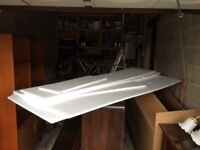FREE Polystyrene sheets and corners of various sizes