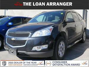 2009 Chevrolet Traverse LS AWD