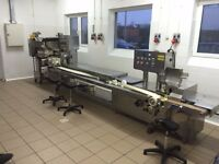 Shimazu - Fully Automatic Maki Maker Sushi Roll Forming Machine , model A2D-4500
