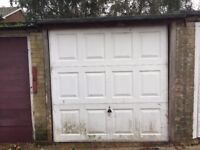 Single garage to rent in Durrington Worthing near A27
