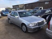 C class AUTOMATIC Mercedes lovely driver cheap automatic long mot December 2017 nice family saloon