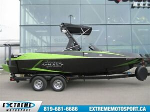 2015 Axis Wake Research T22 5.7L MONSOON 164$/SEMAINE