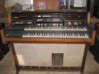 Hammond R100 tone wheel organ spares or repair