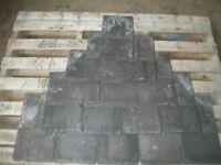 Reclaimed roofing slates Roof slates Welsh roofing slates