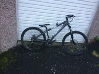 Saracen instinct mountain bike