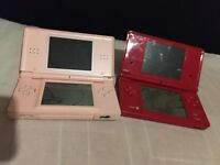 Nintendo dsi and Nintendo ds light both working fully both £35