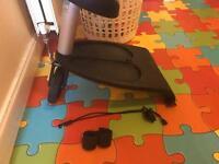 Bugaboo twwo board and seat