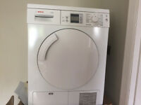 BOSCH 8KG CONDENSER DRYER GREAT CONDITION AND WORKING PERFECT