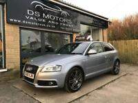 2009 AUDI A3 S LINE/GREY/FSH/OUTSTANDING CONDITION