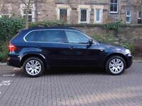 FINANCE AVAILABLE! 2009 BMW X5 3.0 30d M SPORT xDrive 5dr 1 FORMER KEEPER, FULL BLACK LEATHER, FBSH