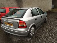 VAUXHALL ASTRA 1.6L FOR BREAKING