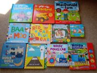Baby/toddler books collection/bundle