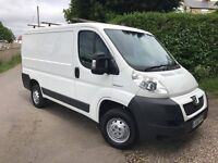 Peugeot Boxer 330 SWB, New Shape, Very good condition, 118k miles
