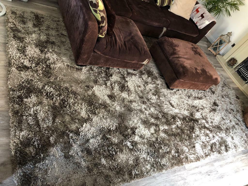 Very Large Mink Stepevi Rug | in