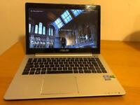 ASUS S400C Touch Screen Notebook