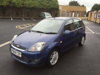 2008 Ford Fiesta 1.4 tdci Ghia £30 year tax 12 months mot/3 months warranty