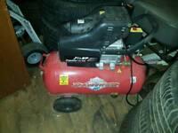 Clarke panther 230 v mini air compresser spairs or repairs