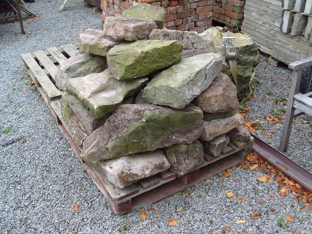 Scrabo Sand Stone In Great Condition.
