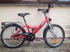 Child's bike- Puky Cyke 18- suits child aged 5-9