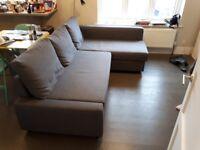 Sofa Bed - Ikea Friheten Grey