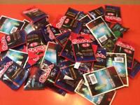 !! 56 BRAND NEW PACKS OF STARLIGHTS !!