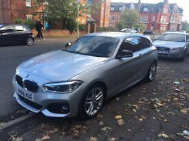 BMW 118d auto 3 door