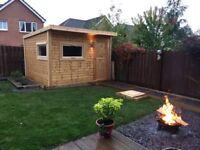 Garden buildings / summer houses for sale